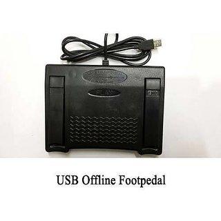 Usb Offline Foot Pedal