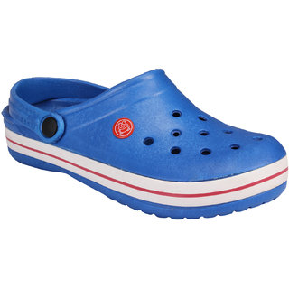 Clymb Froggy Royal Blue Clogs