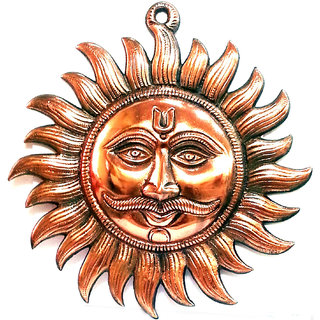 Pure Brass Surya for Positivity