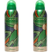Rasasi 2 Romance Women Deodorant Spray - For Women (400 Ml)