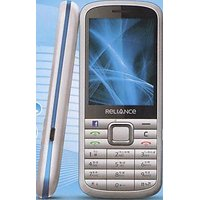 New Reliance CDMA + GSM Mobile D286 With Big Display