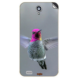 Instyler Mobile Skin Sticker For Karbonn A19 MSKARBONNA19DS10025