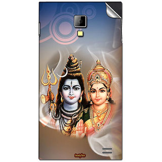 Instyler Mobile Skin Sticker For Karbonn A11 Star MSKARBONNA11STARDS10087