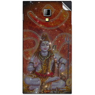 Instyler Mobile Skin Sticker For Karbonn A11 Star MSKARBONNA11STARDS10102