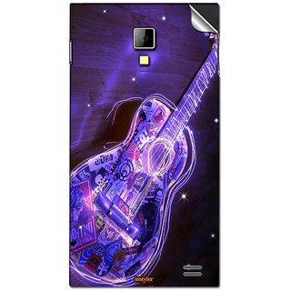 Instyler Mobile Skin Sticker For Karbonn A11 Star MSKARBONNA11STARDS10138