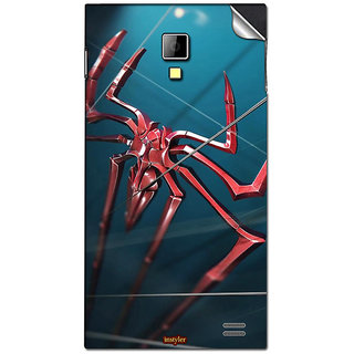 Instyler Mobile Skin Sticker For Karbonn A11 Star MSKARBONNA11STARDS10159