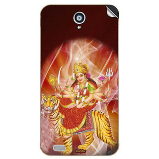 Instyler Mobile Skin Sticker For Karbonn A19 MSKARBONNA19DS10089