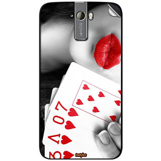 Instyler Mobile Skin Sticker For Karbonn A21 Plus MSKARBONNA21PLUSDS10106