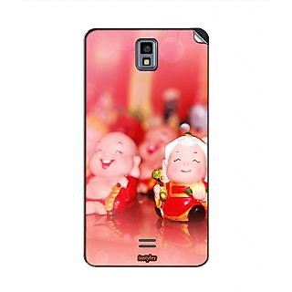 Instyler Mobile Skin Sticker For Karbonn A4 Plus MSKARBONNA4PLUSDS10064