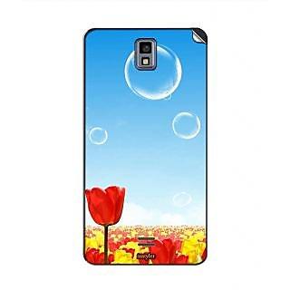 Instyler Mobile Skin Sticker For Karbonn A4 Plus MSKARBONNA4PLUSDS10079