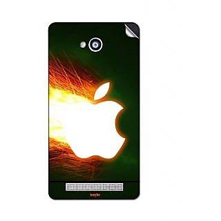 Instyler Mobile Skin Sticker For Karbonn A-6 MSKARBONNA6DS10007