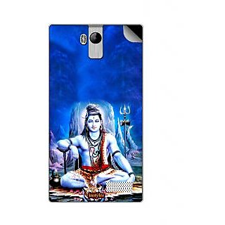 Instyler Mobile Skin Sticker For Karbonn A6 Tarbo MSKARBONNA6TARBODS10085