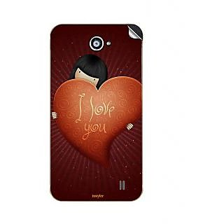 Instyler Mobile Skin Sticker For Karbonn A9 Plus MSKARBONNA9PLUSDS10127