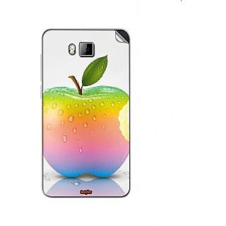 Instyler Mobile Skin Sticker For Lava Iris406Q