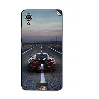 Instyler Mobile Skin Sticker For Lava Iris X9