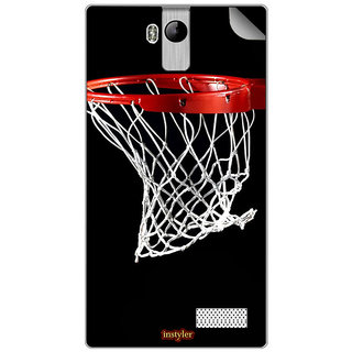 Instyler Mobile Skin Sticker For Karbonn A6 Tarbo MSKARBONNA6TARBODS10144