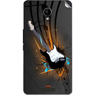 Instyler Mobile Skin Sticker For Lava Iris X1 Selfie
