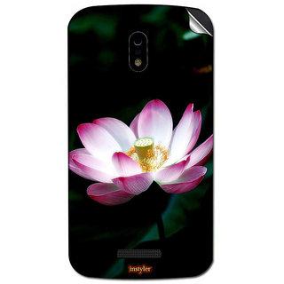 Instyler Mobile Skin Sticker For Lava Iris 450
