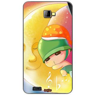 Instyler Mobile Skin Sticker For Lava Iris 502