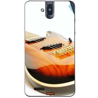 Instyler Mobile Skin Sticker For Lava Iris 550Q