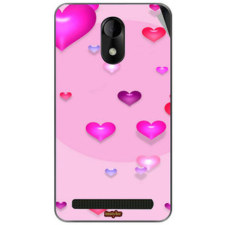 Instyler Mobile Skin Sticker For Lava Iris Alfa L
