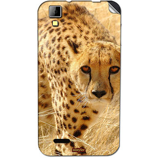 Instyler Mobile Skin Sticker For Lava Iris 405 Plus