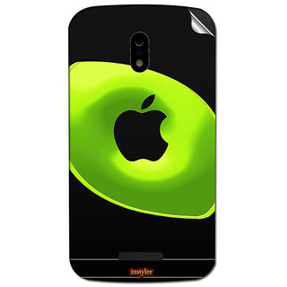 Instyler Mobile Skin Sticker For Lava Iris 450
