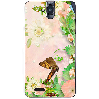 Instyler Mobile Skin Sticker For Lava Iris 550Q