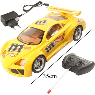 JM 35cm RECHARGEABLE Radio Control RC Racing Car Kids Toys Toy Gift Remote-R55