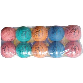 Maruti 20/20 Heavy rubber hollow ball