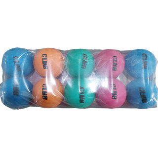 Club Light rubber hollow ball