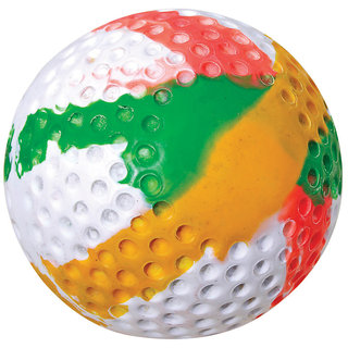 HRS Turf Ball Dimple Multi-Colour