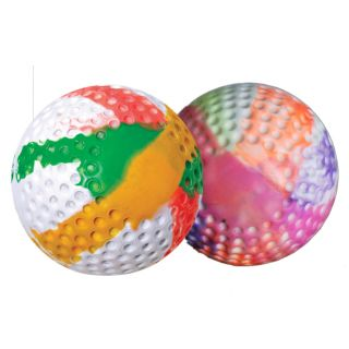 Turf Ball Dimple Multi-Colour Hockey ball