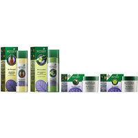 Biotique Spcial Combo - Oily and Acne prone skin - Cleanse + Anti Acne + Purify + Pore Tightening