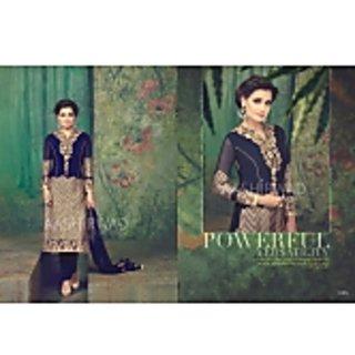 Shoponbit Heavy Embroidered Work Designer Salwar Suit
