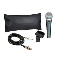 Beta-58 Dynamic Vocal Microphone