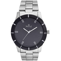 Swisstyle Black Dial Metal Chain Watch  SS-GR065-BLK-CH