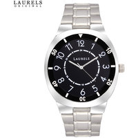 Laurels Polo 3 Analog Black Dial Mens Watch - Lo-Polo-302