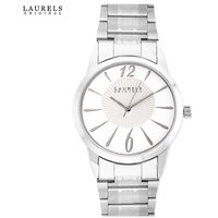 Laurels Polo 4 Analog White Dial Mens Watch - Lo-Polo-401