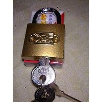 60MM China Lock With Double Locking & 3 Keys
