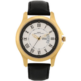 DAY DATE WATCH GAYLORD GL1004YL01