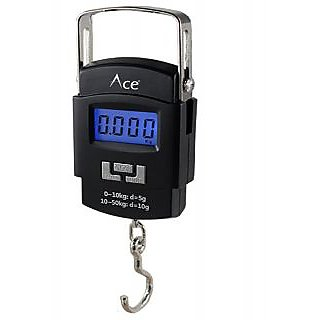 Digital Hanging Cylinder Weighing Machine available at ShopClues for Rs.349