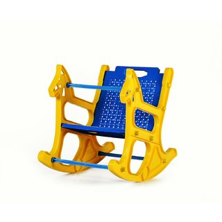 Baby Rocking Chair (Yellow)