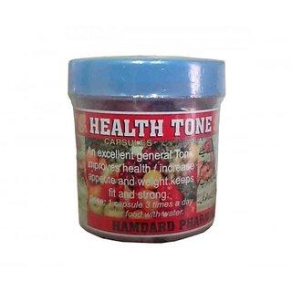 Health Tone Herbal Weight Gain Caps (Pack Of 3)