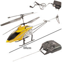 JM 60 CM RECHARGEABLE Remote Radio Control Helicopter RC Toys Kids Gift -R61