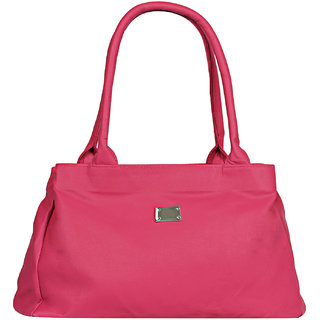 Fashno Ladies Hand Bag Pink Colour(FP-PNK-02)