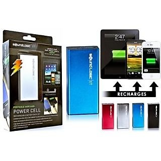 Sound Logic XT Portable 4400 mAh Rechargeable Battery Backup Charger