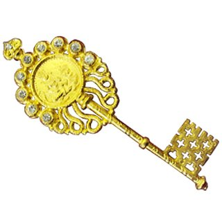 Kuber Key or Kunji for wealth and prosperity