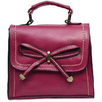 The Backbencher Pink Sling Bag