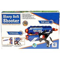 Homeshopeez Hot Fire Soft Bullet Gun